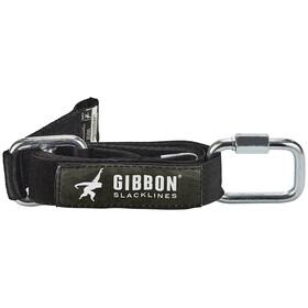 GIBBON Slow Release - Slackline - noir